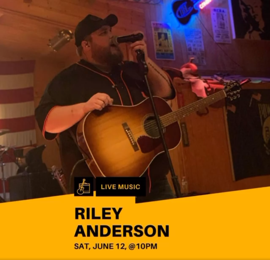 Riley Anderson Live at Harvest Moon