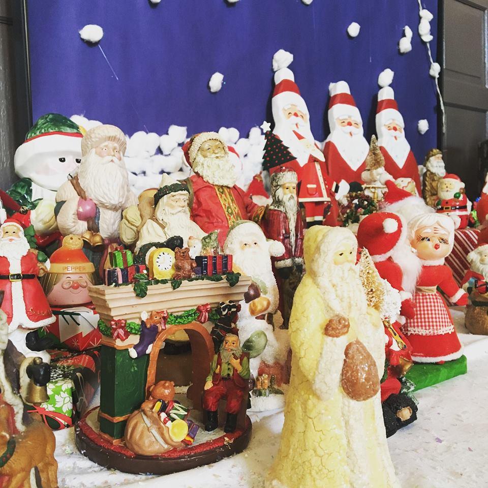 Santa on Main