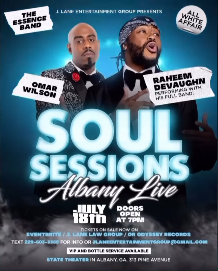 Soul Sessions at The State Theater
