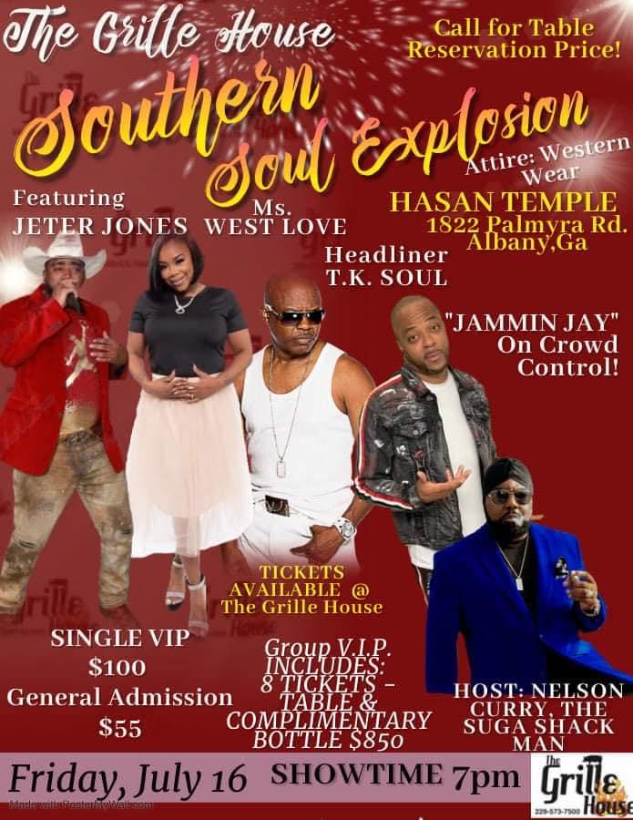 Southern Soul Explosion