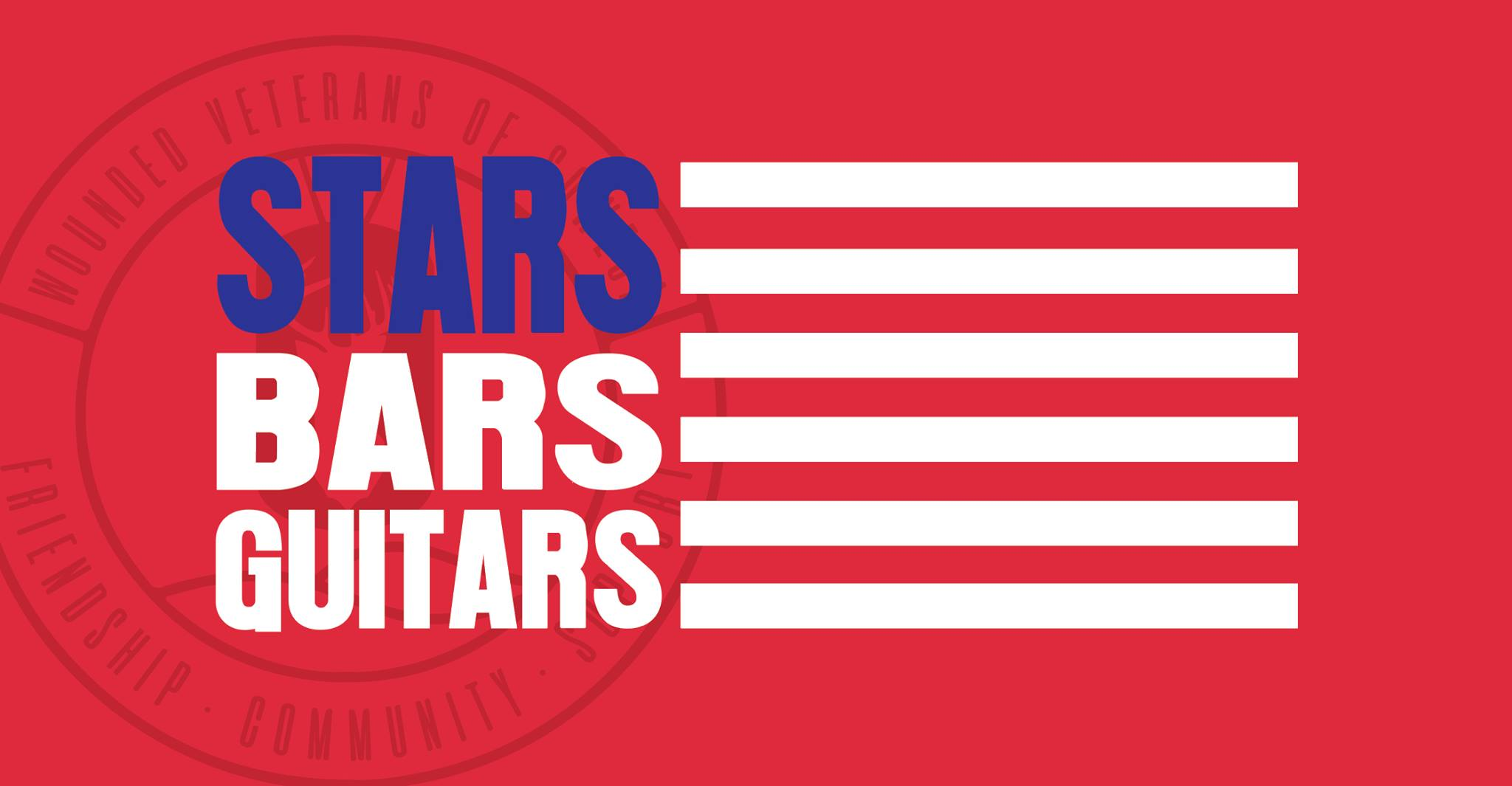 Stars, Bars, and Guitars Benefit Concert