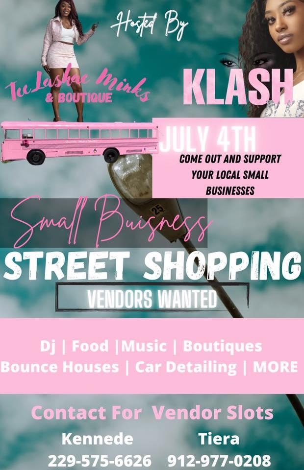 Street Shoppin' Sunday
