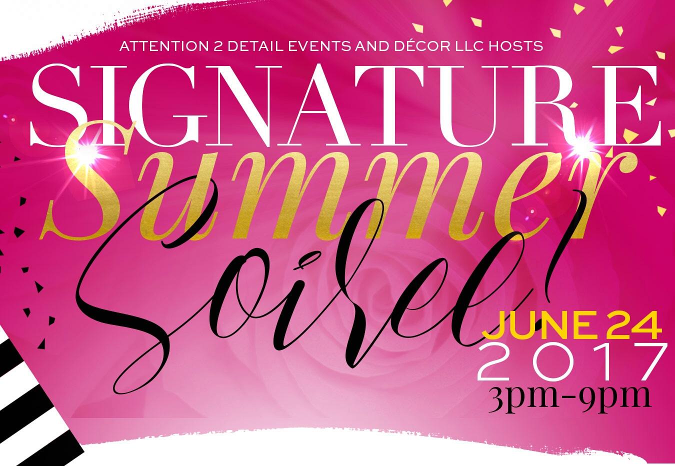 Signature Summer Soiree