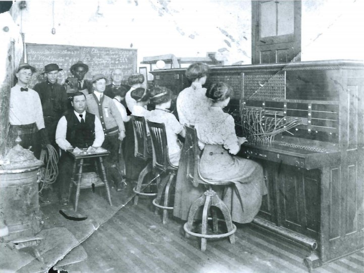 Rural Telephones in Georgia Exhibit Opening