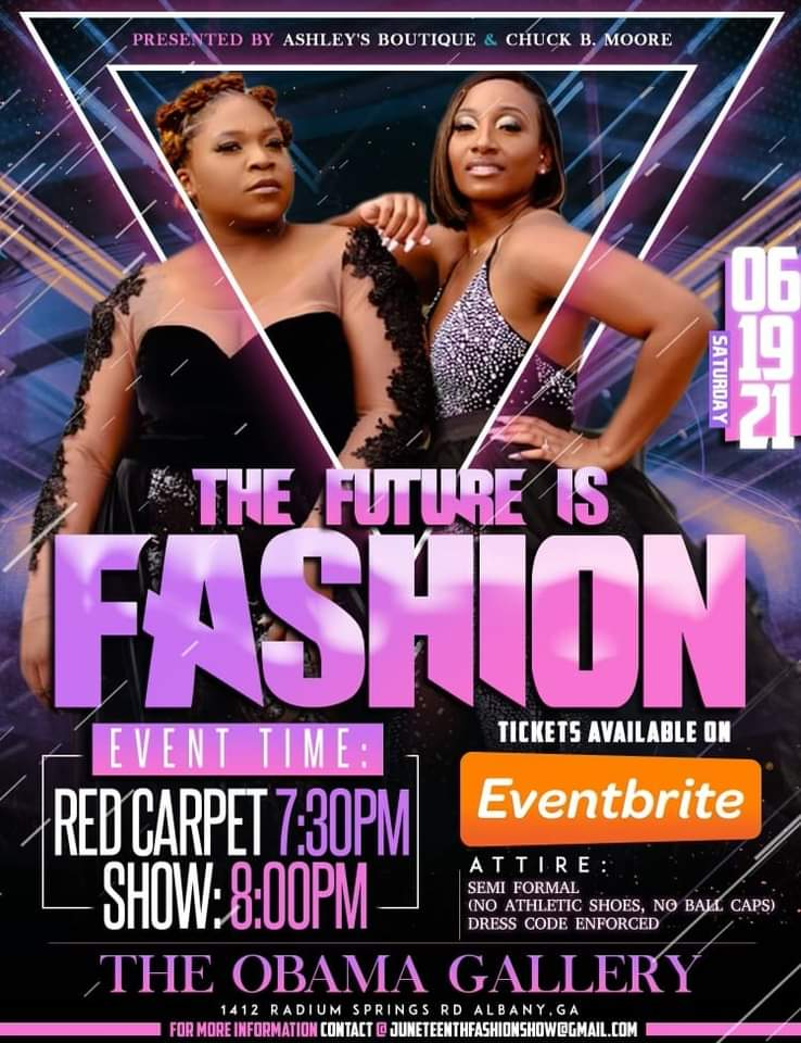 The Future is Fashion Runway Show