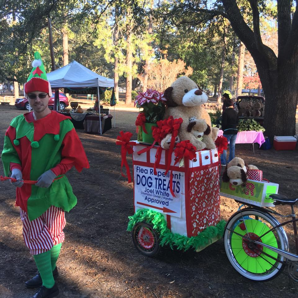 The Jingle Bell Market @ Tift Park