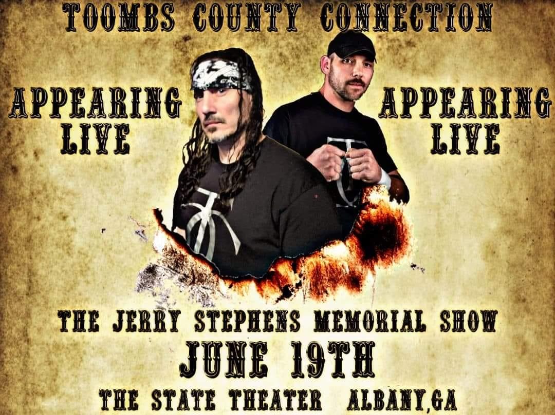 The Jerry Stephens Memorial Show