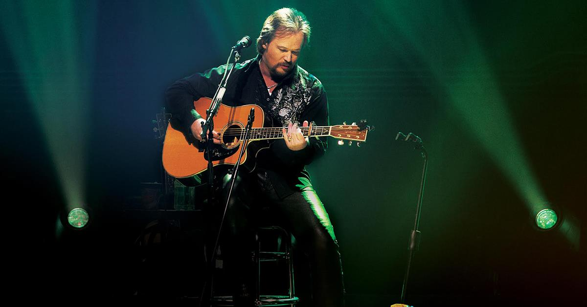 An Evening with Travis Tritt
