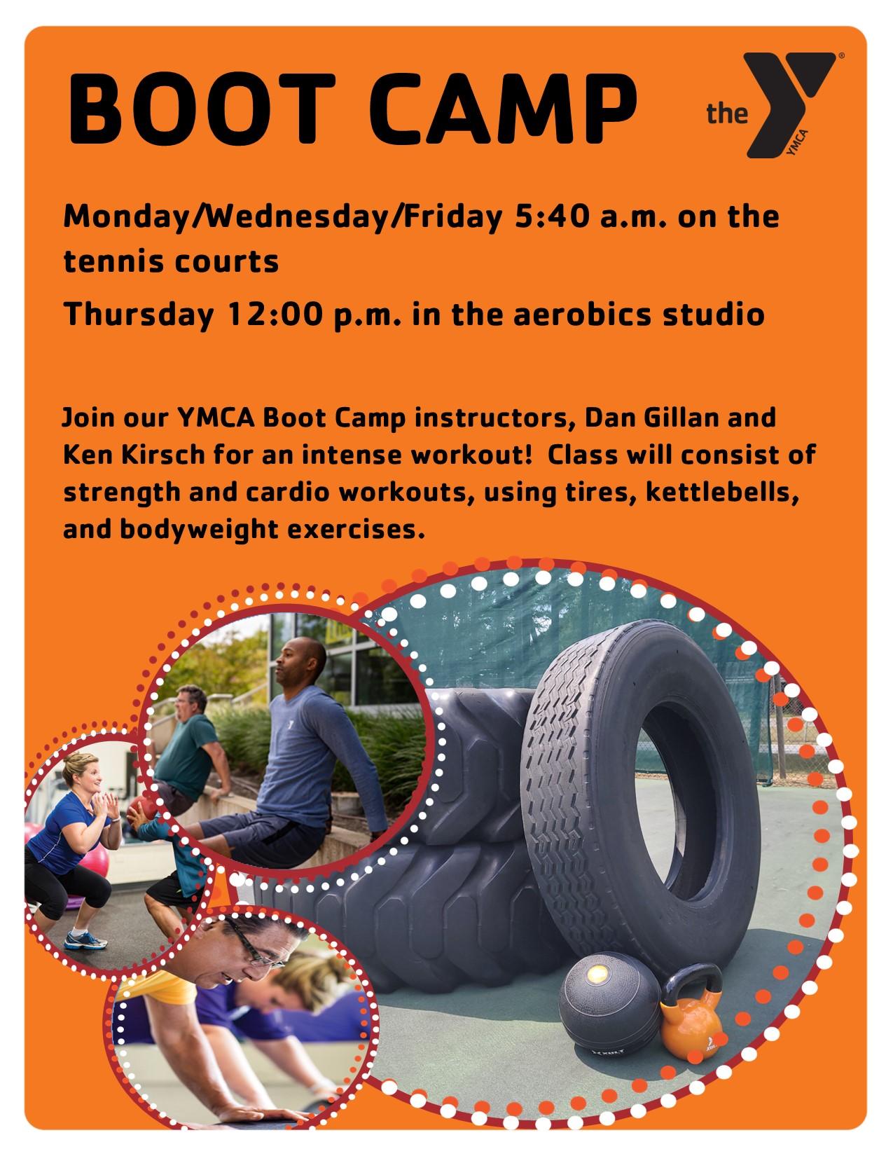 YMCA Boot Camp