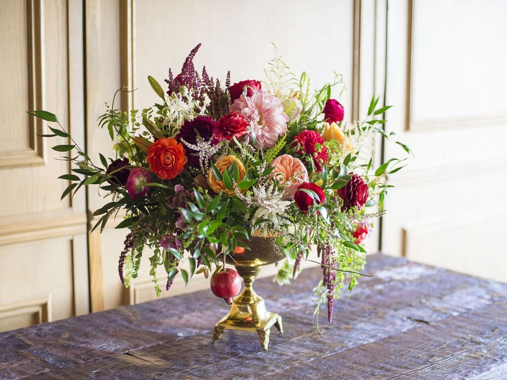 Bouquets and Rose'