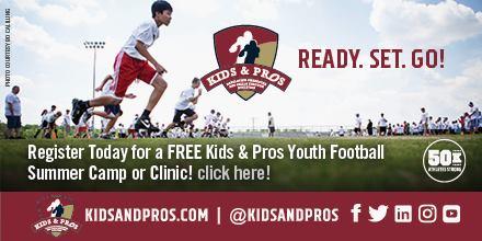 Free Kids & Pros Football Camp