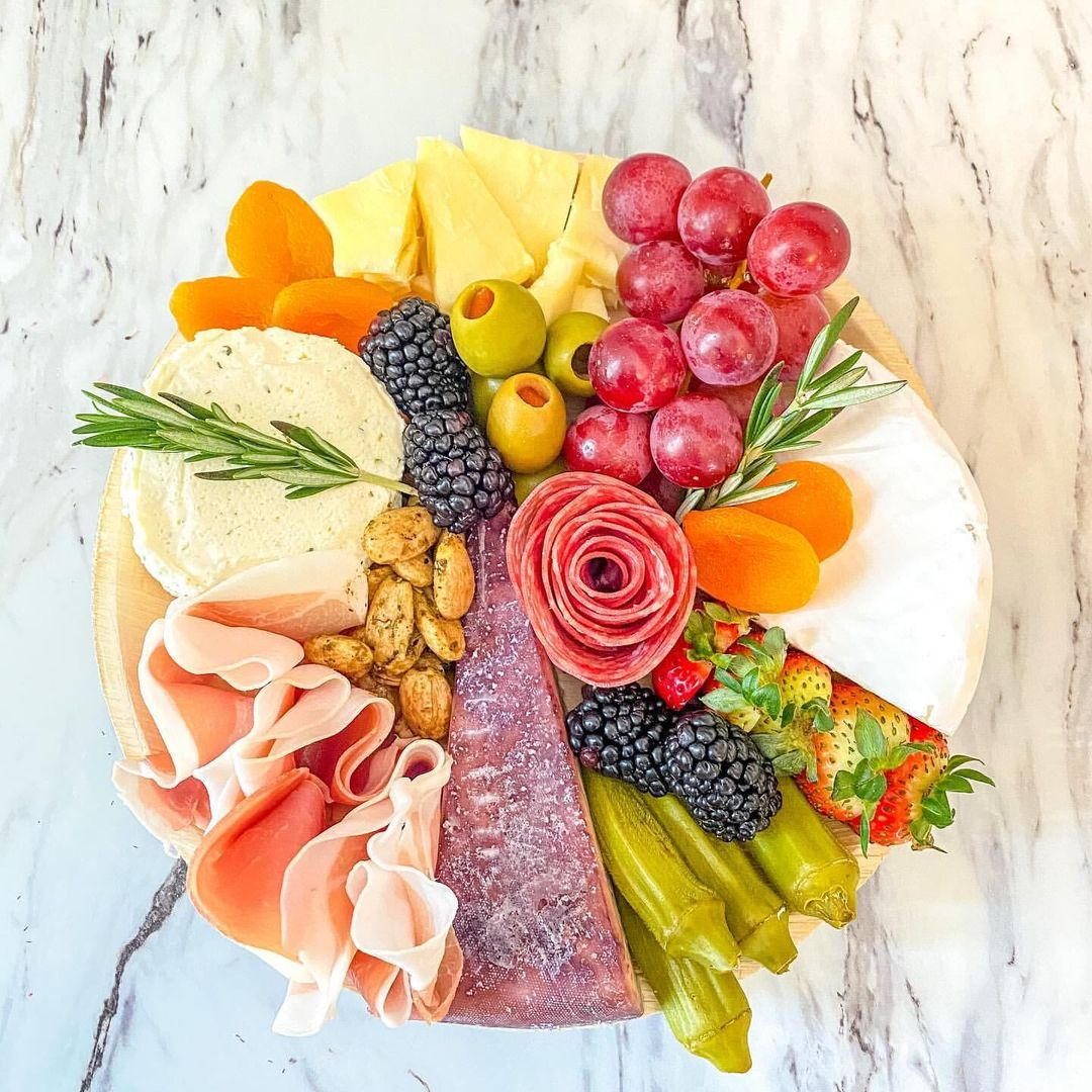 "Craft your own ""Charcuterie Board"""""