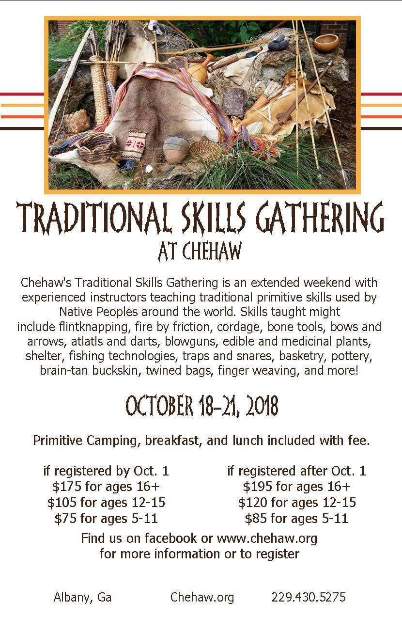 Traditional Skills Workshop