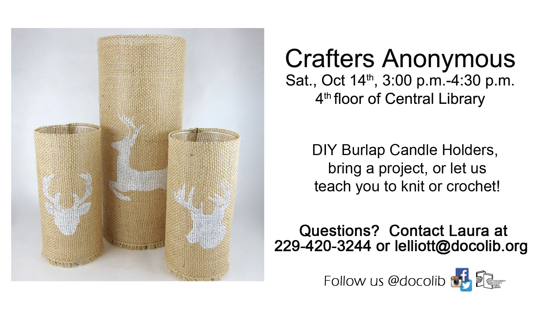 Crafter's Anonymous