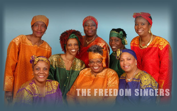 Songs as Inspiration: The Freedom Singers