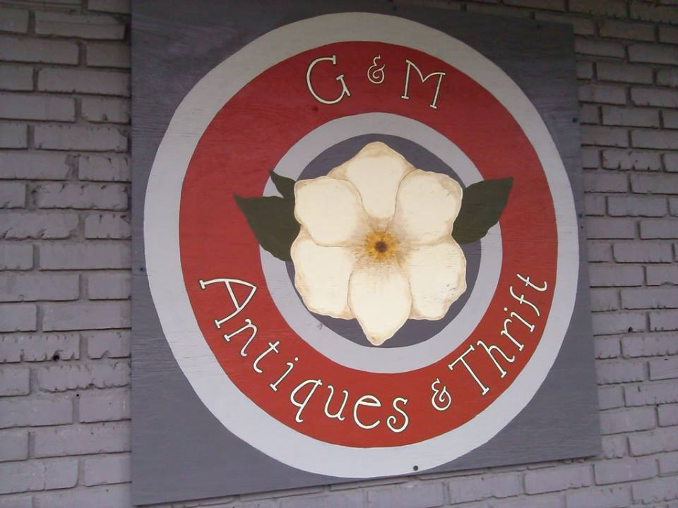 G & M Antiques & Thrift