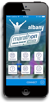 The Official VisitAlbany Marathon App