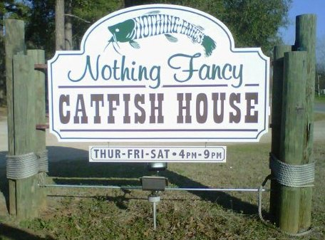 Nothing Fancy Catfish House