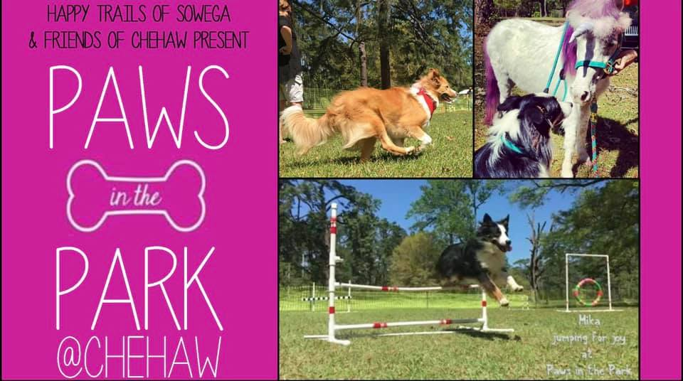 Paws in the Park at Chehaw