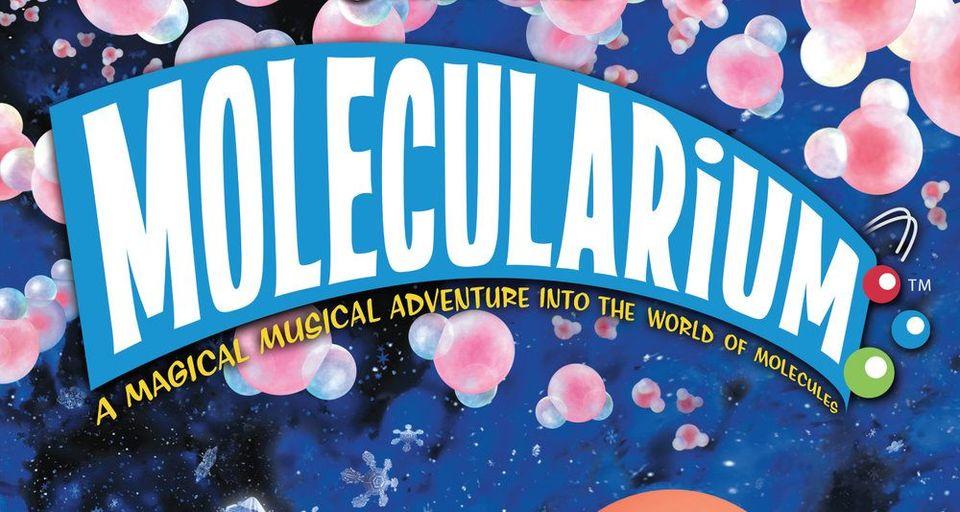 Molecularium Planetarium Show