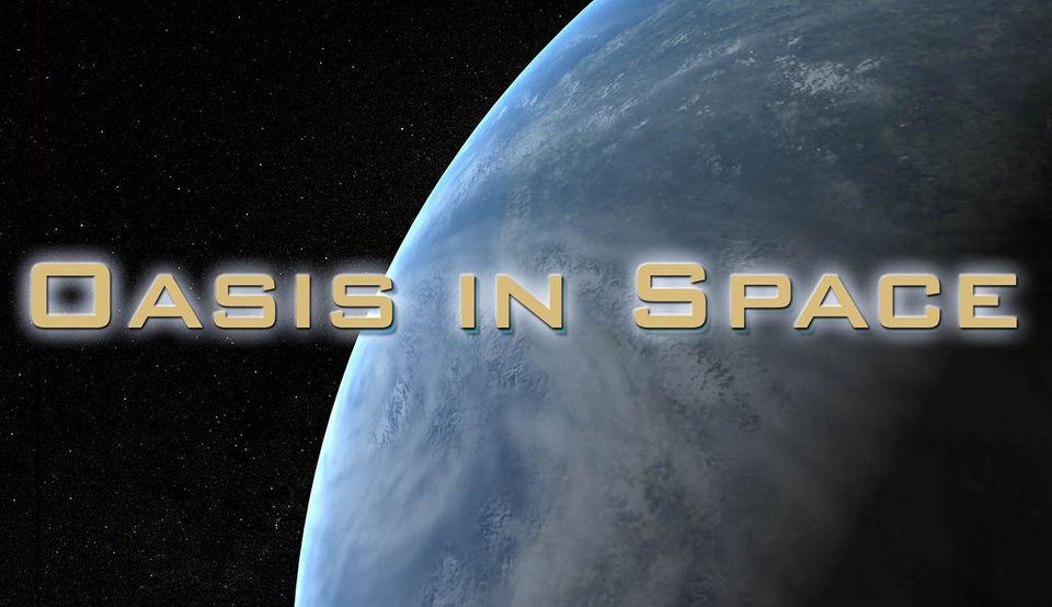 Oasis in Space Planetarium Show