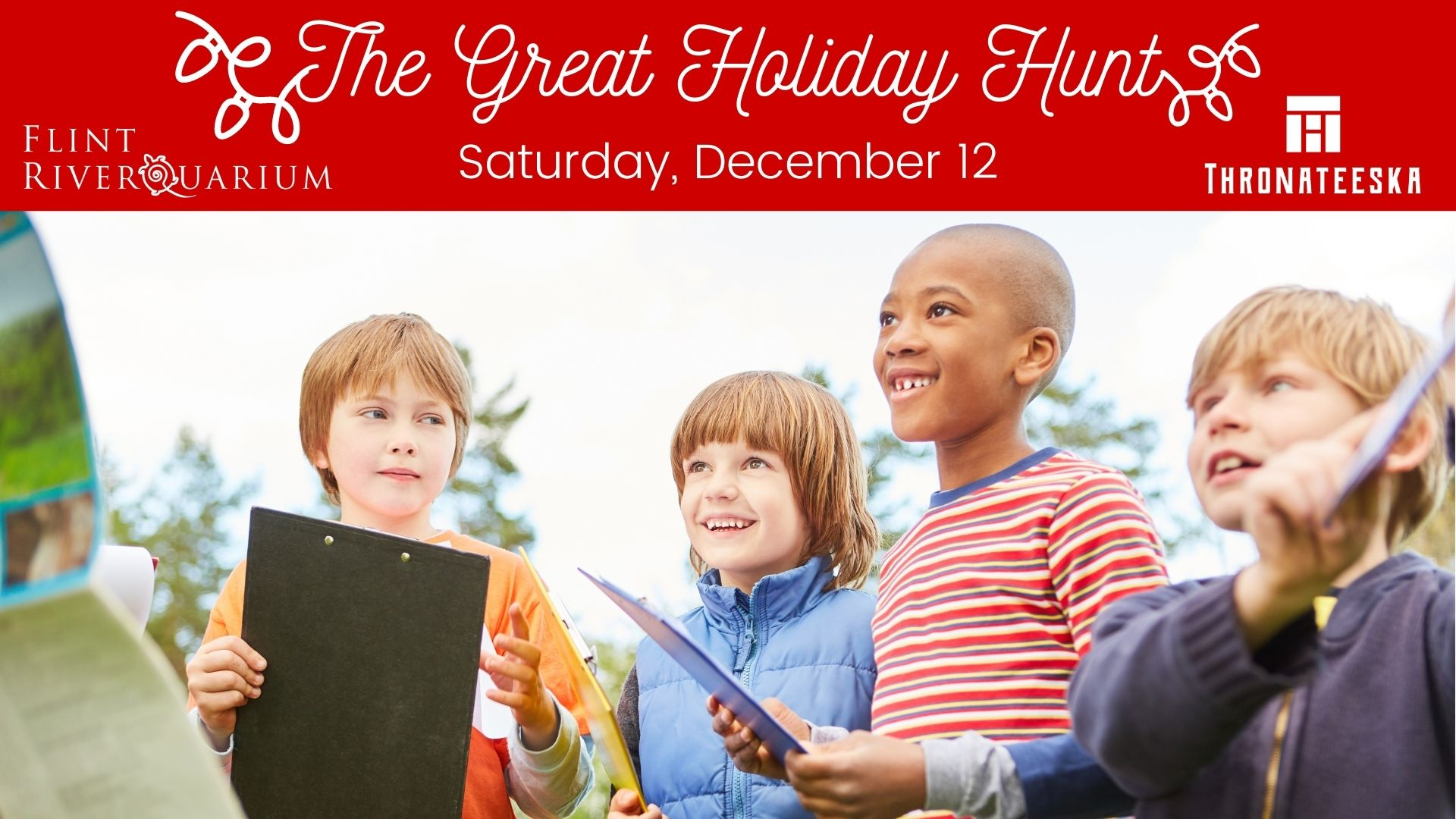 The Great Holiday Hunt