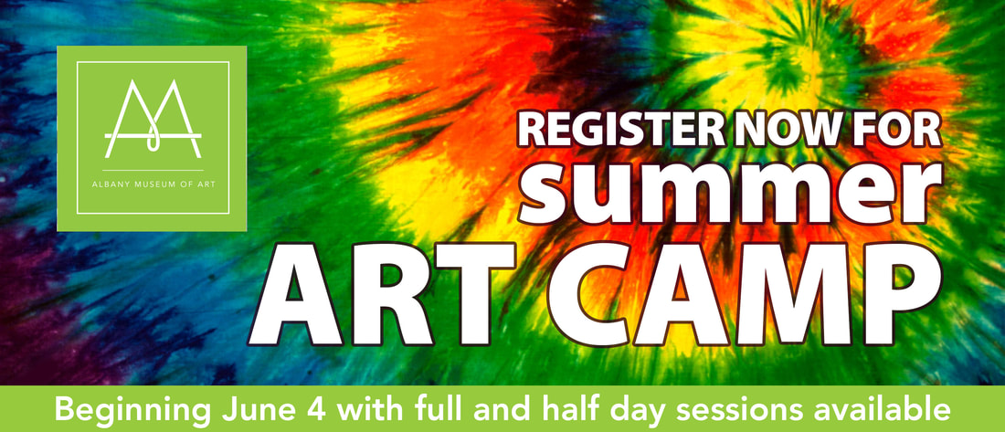 Middle School Art Camp