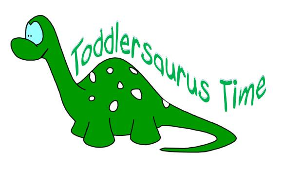 Toddlersaurus Time