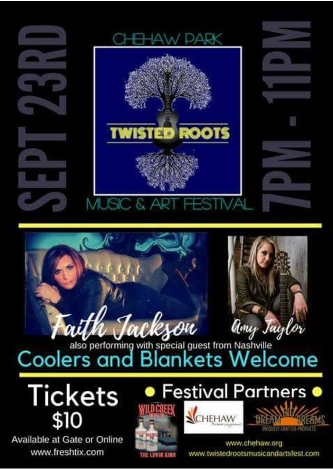 Twisted Roots Music Festival
